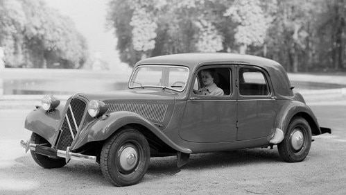 Fin de produccion de la Citroën Traction