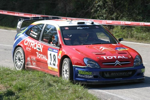Citroën Campeon de Rally