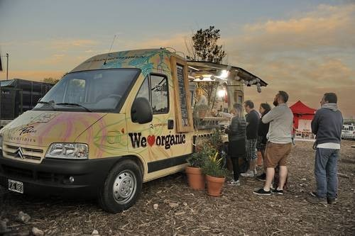 CITROËN PRESENTA SU JUMPER FOODTRUCK JUNTO A LE PAIN QUOTIDIEN